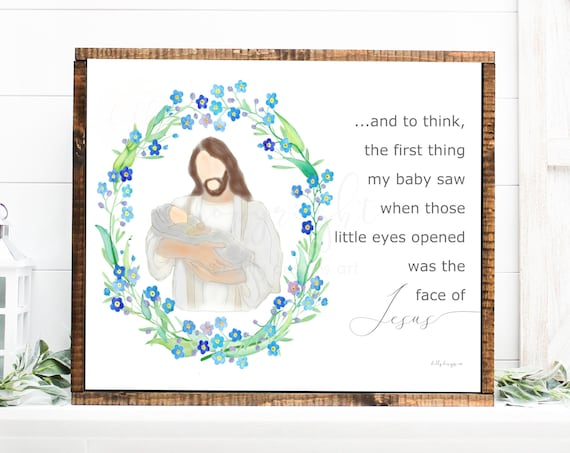 Baby loss print, digital download, mom and baby, angel baby, stillbirth keepsake, infant loss, faceless art, miscarriage gift, memorial Art