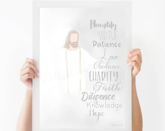 Relief Society, LDS, LDS Art, LDS Printables, Christ, Christ Art, Young Womens, Lds Printable, lds handout, Mormon, Lds Handout, Lds Teacher
