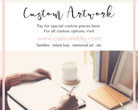 Pay For Custom Artwork - Confirm Your Pricing First