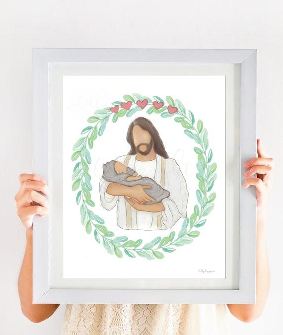 Loss of Multiples, Loss of 5 Babies, Miscarriage Loss, 5 Hearts, Five Angels, Five Losses, Miscarriage Gift, Stillborn Gift, Stillbirth Gift