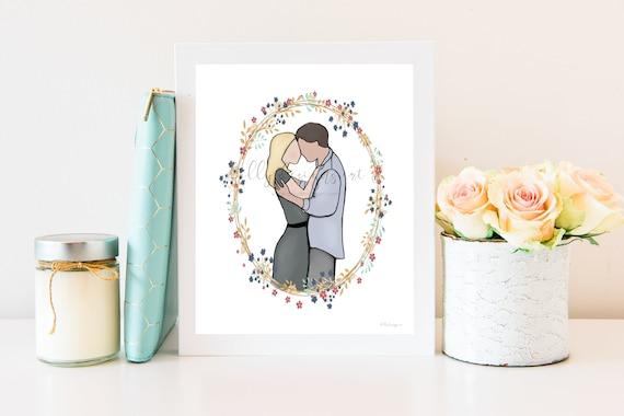 Wedding Printable, Housewarming Gift, Engagement, Wedding, New Home, Love Printable, Wedding Wall Art, Wedding Decor, Anniversary, Printable