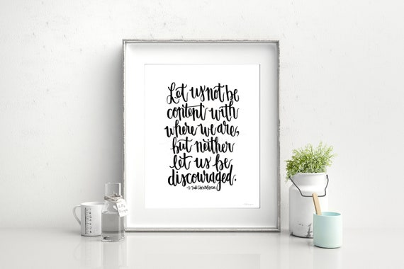 Calligraphy, Printable Quote, Church of Jesus Christ, Of Latter-Day Saints, Inspirational Art, Relief Society, Inspirational Printable, Art