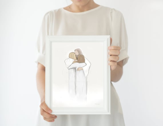 Bereavement Gift, Loss and grieving Gift, In loving memory Gift, Condolence Gift, Sympathy Gift, Bereavement Art, Loss Art, Grief Art, Death