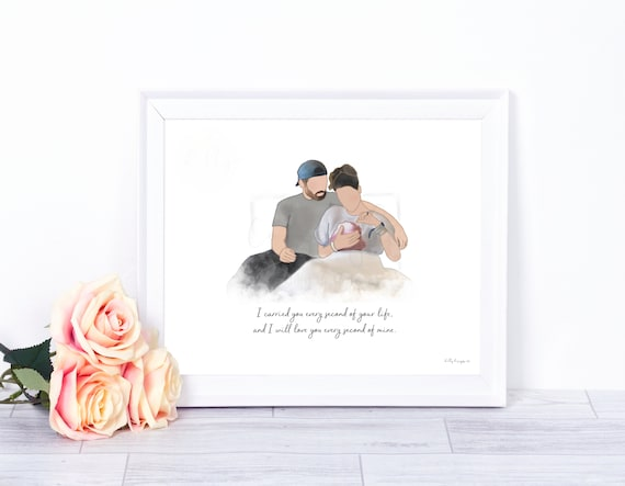 Child Loss, Parent Gift,  Hospital Child Loss, Baby Loss, Grieving Parents,Child Memorial, Premature Baby Loss, Sympathy Gift, Sick Child