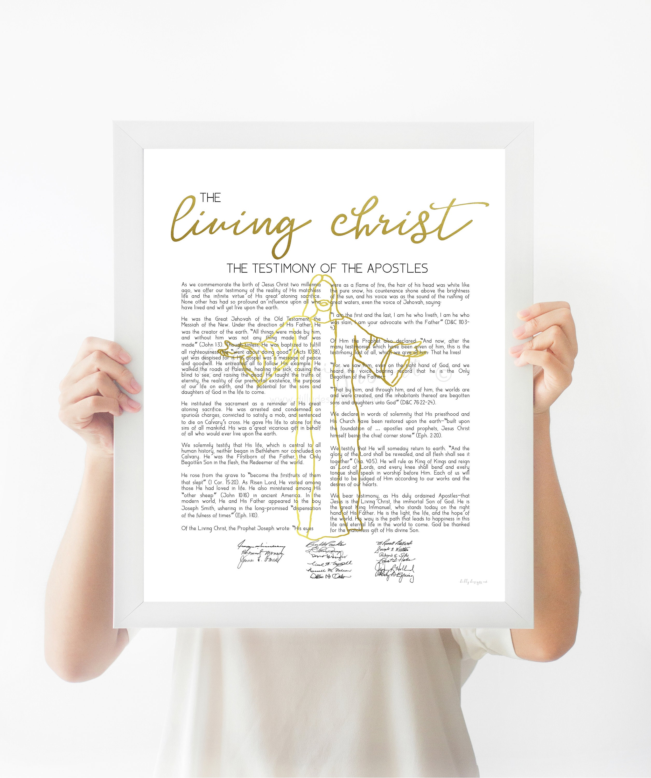 picture relating to The Living Christ Printable known as Residing Christ, The Dwelling Christ, Christ, Residing, LDS Dwelling