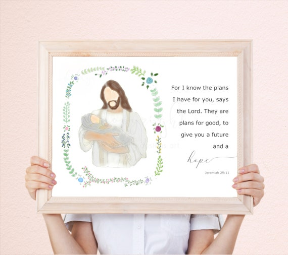 Miscarriage Gift, Sympathy Gift, Condolence Gift, Miscarriage Quote, Bible Quote, Baby In Heaven, Miscarriages, Baby Loss, Pregnancy Loss