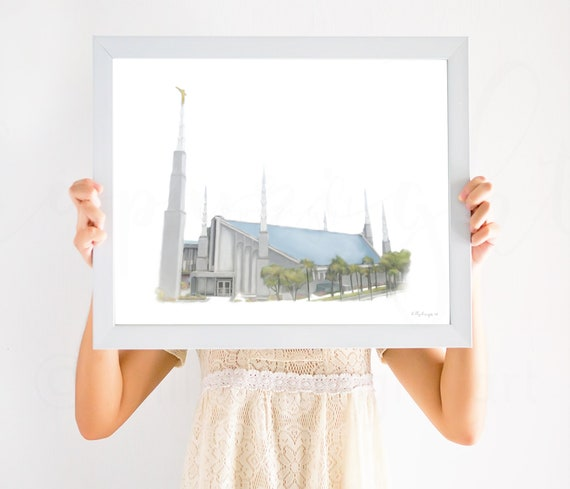Taipei Temple, Taipei Taiwan Temple, Church of Jesus Christ, Latter Day Saints, Taipei, Taipei Taiwan, Taiwan Temple,  Temple Artwork, Art