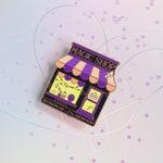 Magic Shop - BTS - Hard Enamel Pin