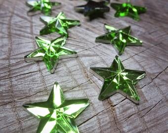 Star Applique ~14 pieces #100512