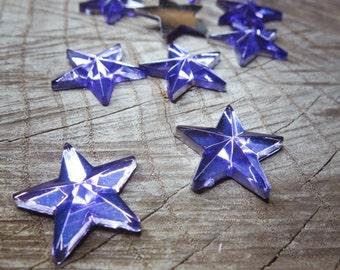 Star Applique ~14 pieces #100514
