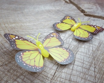 Butterfly Magnet ~2 pieces #100880