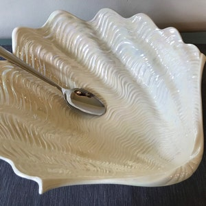 California Original USA Sequoiaware Divided Nut Dish 2342 with Handle Relish  Candy Dish  Nut Dish  Serving Dish