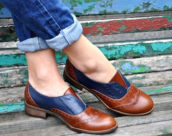 1856390e7bc8 Women s Oxfords   Tie Shoes