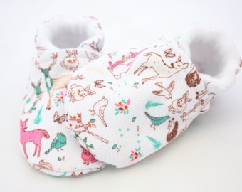 0f98ce21e93 Winter corduroy baby shoes