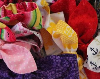 Baby Headband Set - CHOOSE ANY 3*   COTTON - Infant/Toddler - Baby Headband Set - Baby Girl Headband- Baby Knot Headband- Baby Bow Headband