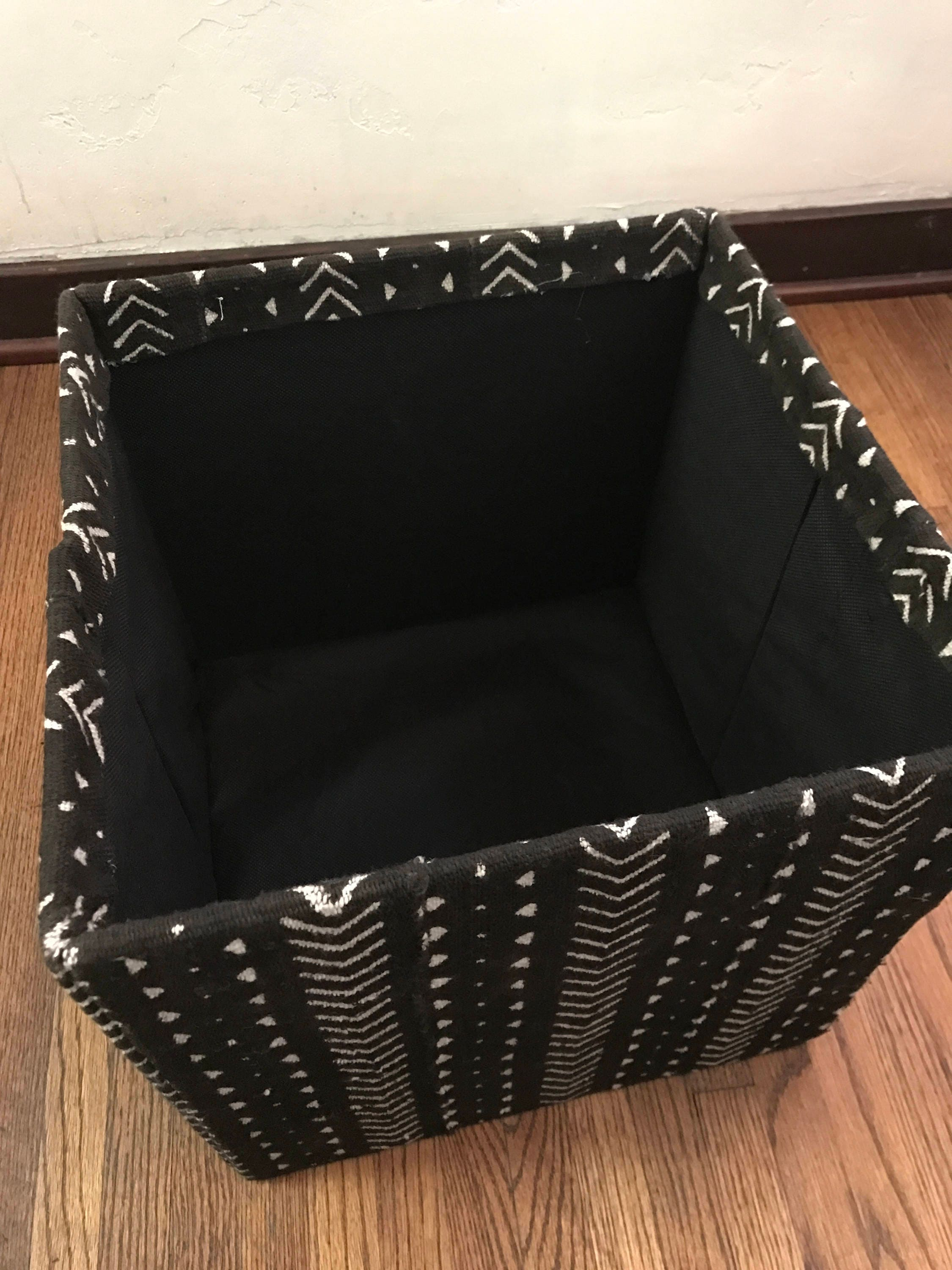 Fantastic Ottoman Storage Cube African Mudcloth With Lid Andrewgaddart Wooden Chair Designs For Living Room Andrewgaddartcom