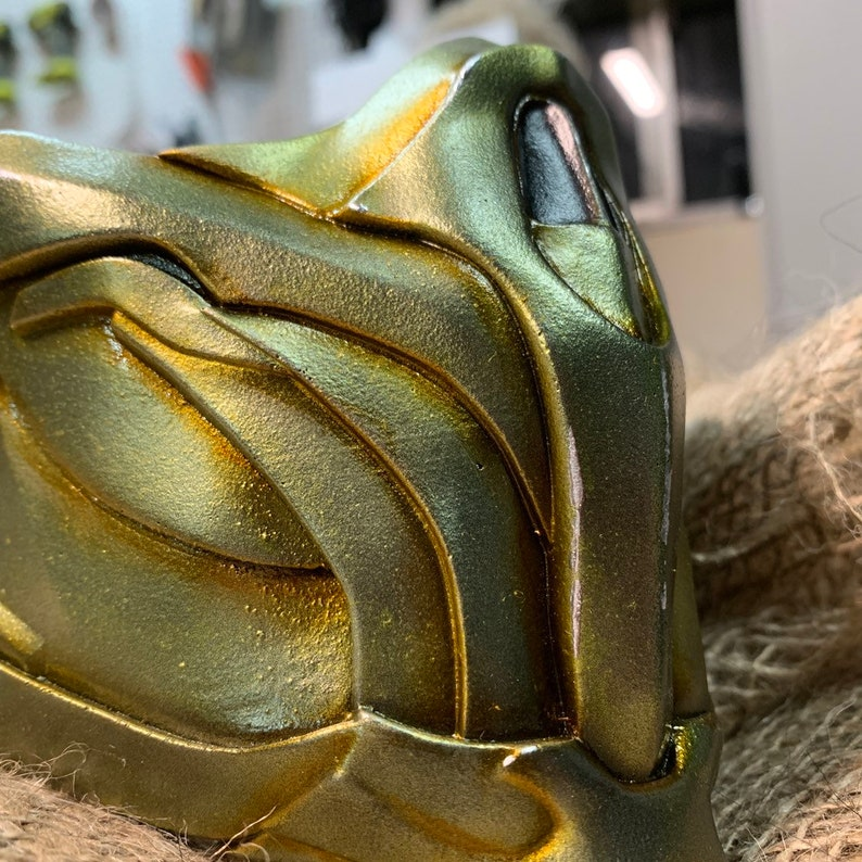 MK11 Scorpion mask