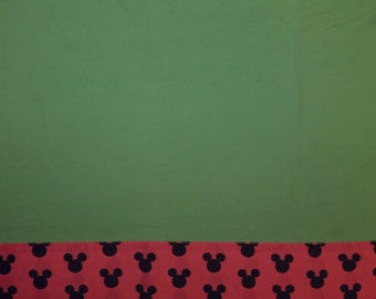 Vintage Mickey Mouse Full flat sheet