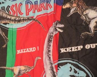 Vintage Jurassic Park Twin comforter