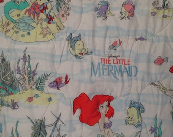 Vintage Little Mermaid Twin comforter