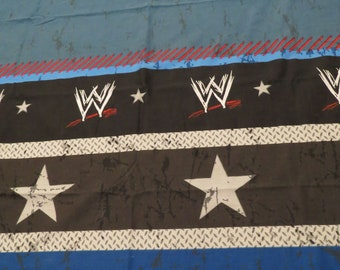 Set of 2 WWE Curtain panels