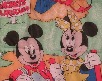 Vintage Mickey Mouse sleeping bag
