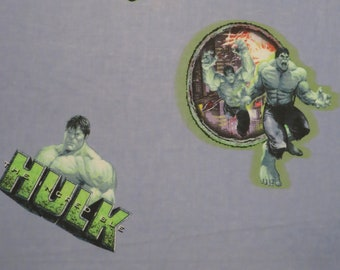 The Incredible Hulk twin fitted sheet