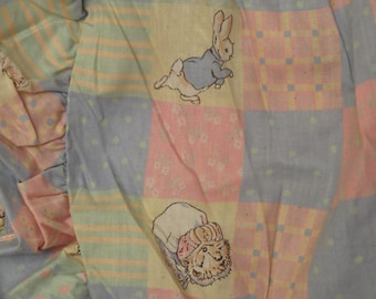 Vintage Beatrix Potter diaper stacker