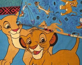 Vintage Lion King Twin comforter