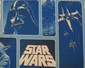 Star Wars Twin flat sheet