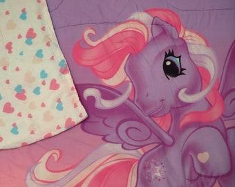 My Little Pony Full sized comforter
