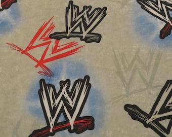 WWE Twin flat sheet