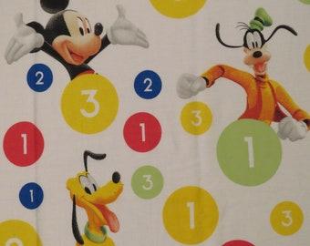 Mickey Mouse Twin flat sheet