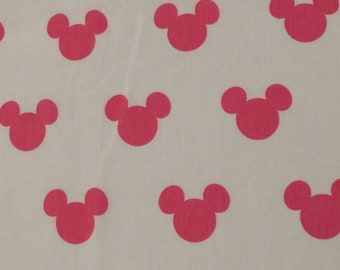 Mickey Mouse Twin fitted sheet