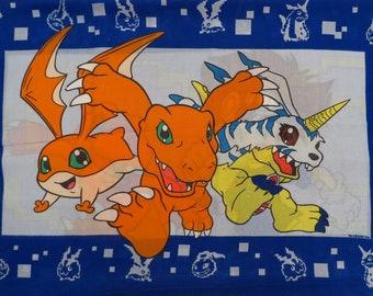 Digimon Standard pillowcase