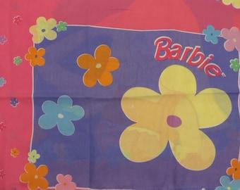 Vintage Barbie standard pillowcase