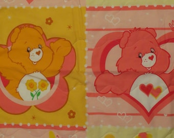 Care Bears Toddler comforter