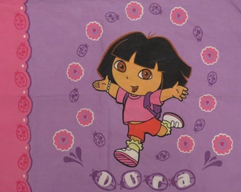 Dora the Explorer Standard pillowcase