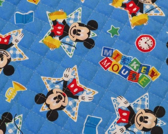 Mickey Mouse by Kokka Co fabric