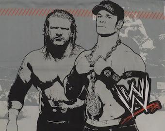 Set of 2 WWE Standard pillowcases