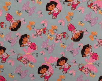 Set of 2 Dora the Explorer Curtain panels
