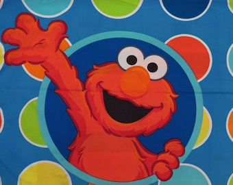 Elmo from Sesame Street standard pillowcase
