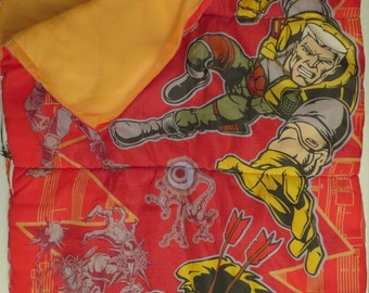 Vintage Small Soldiers Sleeping bag
