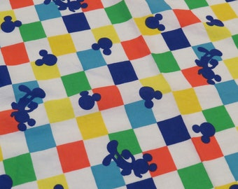 Mickey Mouse Crib fitted sheet