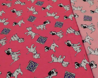 101 Dalmatians fabric