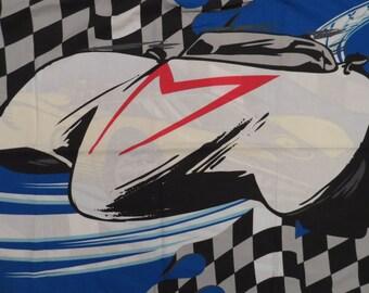 Set of 2 Speed Racer pillowcases