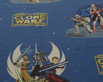 Star Wars Twin sheet set -includes flat, fitted, and pillowcase