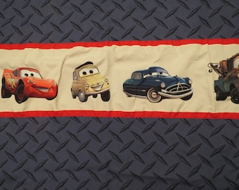 Cars Curtain Panel