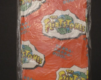 Vintage Flintstones Table Cover -new in package
