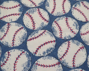 Baseball Full sized flat sheet